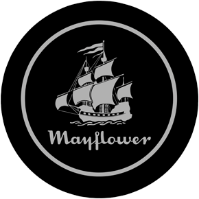 Pindeven hos Mayflower