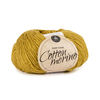 Cotton Merino Solid Oliven (011)