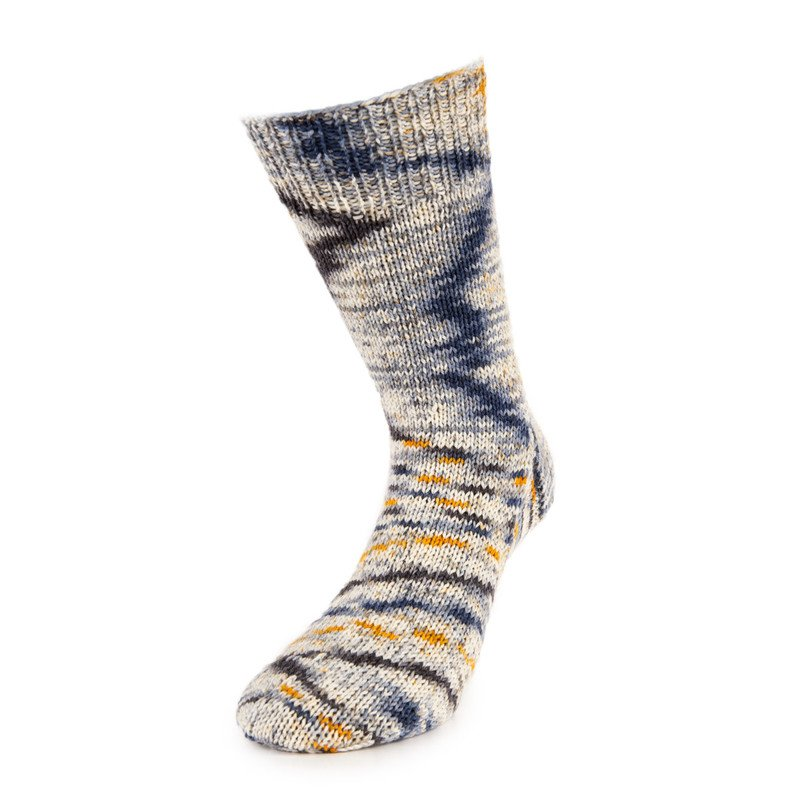 Luxus Sock Yarn Kornblomst (14)